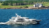 M/Y Destination Fox Harb'r Too