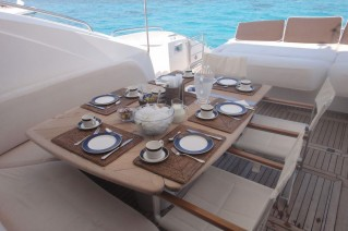 MY GIGIOLE - Alfresco dining
