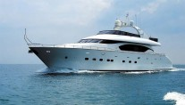 Motor yacht KARANITA (ex NICK OF TIME)