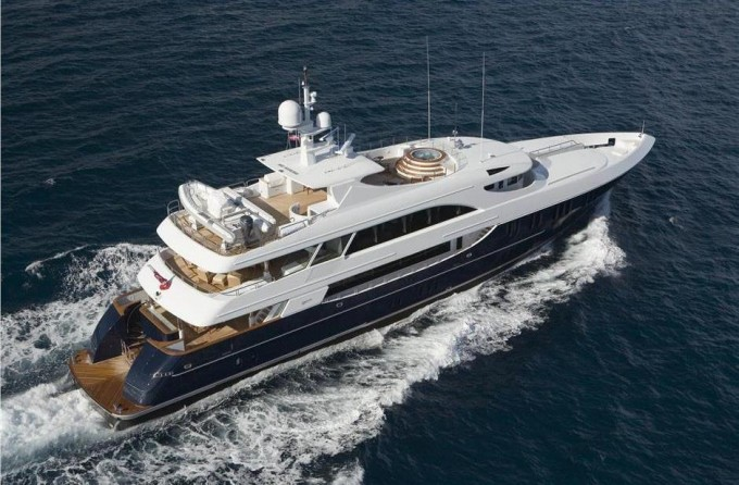 Motor Yacht NEVER ENOUGH (ex Libra III, Lady Linda)