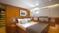 MY LIBRA Y- Guest cabin lower deck