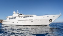 Motor yacht MILOS AT SEA (Ex MiMu)