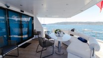 MY MISS CANDY - Aft deck 2