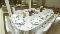 MY OURANOS - Formal dining