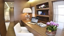MY OURANOS - Master cabin office