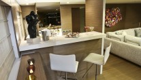 MY OURANOS - Skylounge wet bar