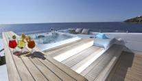 MY OURANOS - Sundeck bar