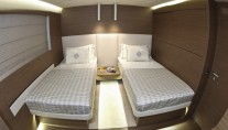 MY OURANOS - Twin cabin