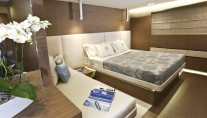 MY OURANOS - VIP cabin