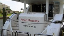 MY PERFECT HARMONY - Transom