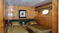 MY PERFECT HARMONY - Twin guest cabin