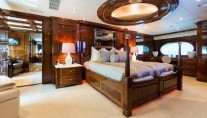 MY REMEMBER WHEN - Master stateroom