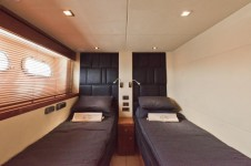 MY ROYAL ORCHID - Twin cabin