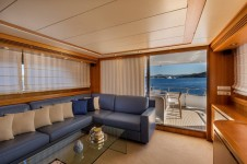 MY SERENITY III - Salon view aft