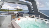 MY SILVER DREAM - Jacuzzi on sundeck