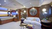 MY SILVER DREAM - Master stateroom