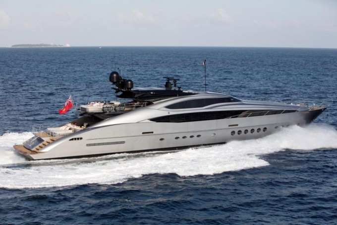 Motor Yacht SILVER WAVE