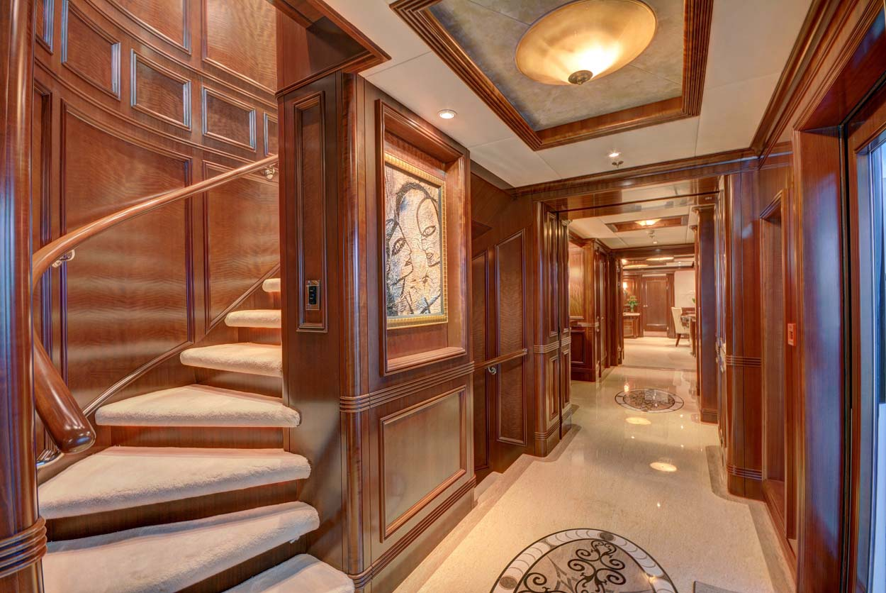 Grand Foyer Yacht : Foyer image gallery luxury yacht browser by