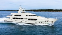 Motor Yacht THREE FORKS