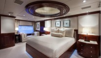 MY THREE FORKS - Master stateroom