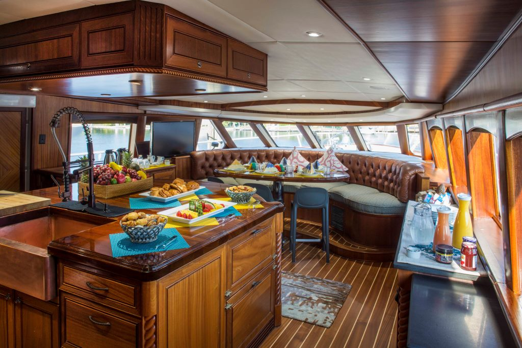 My Watercolours Country Kitchen Luxury Yacht Browser