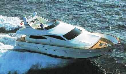 Motor Yacht 'Dream'