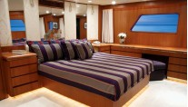 Ma Biche -  VIP Cabin on deck