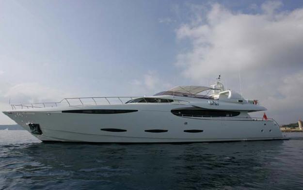 Motor Yacht 'Mabruk III'