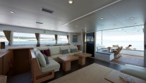 Maevie -  Salon Aft View