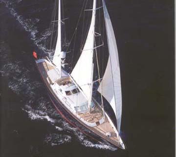 Sailing Yacht LIR