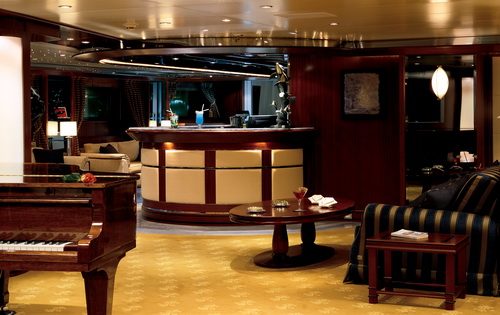 Salon image gallery luxury yacht gallery browser - Barras de bar para salon ...