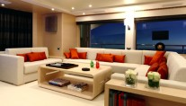 Main Salon Benetti Tradition 105 motoryacht