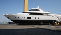 Maiora 29 motor yacht Efficient Propulsion by Fipa Group