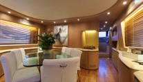Maiora Yacht SANDS 1 -  Formal Dining