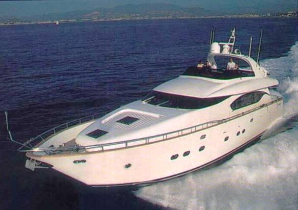 Maiora 23 Motor Yacht