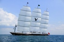 Maltese Falcon - Cruising