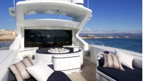 Mangusta 108 FOUR FRIENDS -  Aft Deck 2