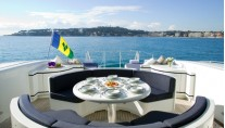 Mangusta 108 FOUR FRIENDS -  Al fresco Dining