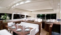 Mangusta 108 FOUR FRIENDS -  Dining)