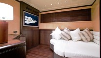 Mangusta 108 FOUR FRIENDS -  Master Cabin View 2