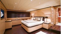 Mangusta 108 FOUR FRIENDS -  Master Cabin