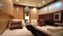 Mangusta 80 MR M -  Twin Cabin