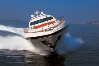 Mangusta Illusion 92 - bow