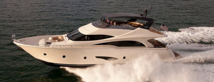 Motor Yacht Marquis 720 Flybridge A Marquis Yacht