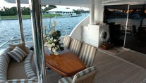 Mary Clare - Aft Deck