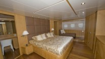 Master Stateroom - Petrus Superyacht by Sanlorenzo