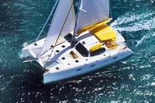 Sailing Catamaran Matira