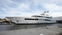 Mega yacht ROCK.IT by Feadship