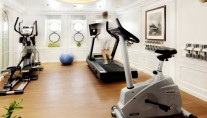 Mega yacht SEA CLOUD - gym