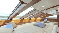 Mega yacht Smeralda providing maximum comfort